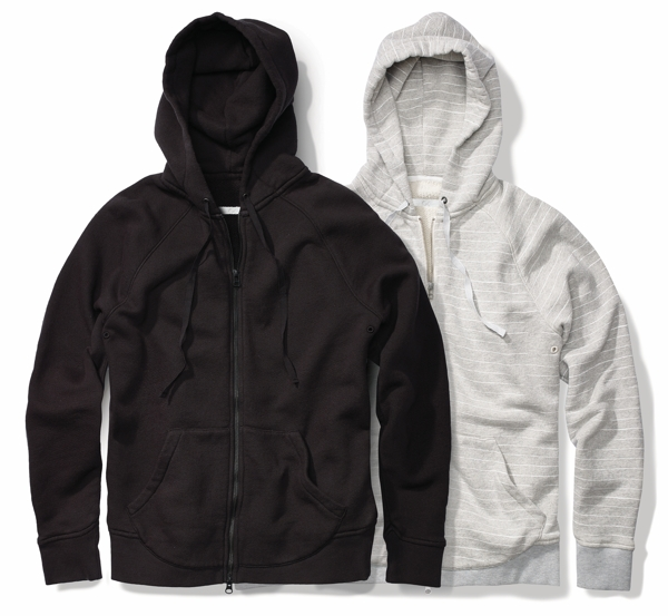 outerknown fleece hoody