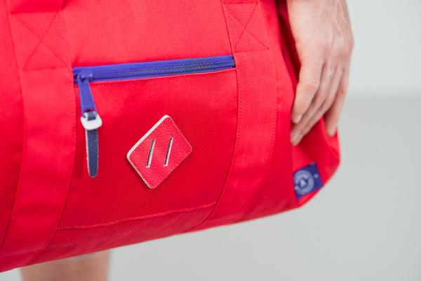 Parkland Bag Detail