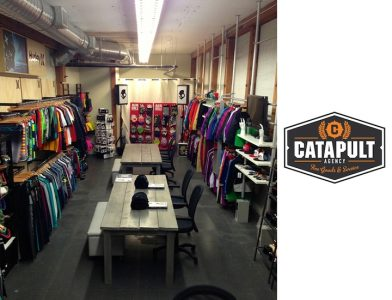 Sales Rep Feature: Catapult Agency