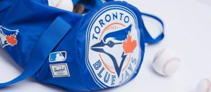 Herschel Supply x Major League Baseball Collection Feat. Toronto Blue Jays