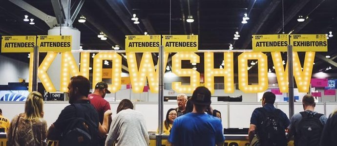 KNOWSHOW Heads East in 2017